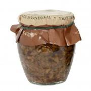 Bruschetta di olive taggiasche e basilico 180gr