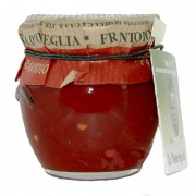 Crema di peperoncini piccanti 90gr