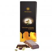 Cioccolato di modica al pistacchio gr100
