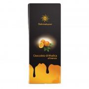 Cioccolato di modica all'arancio gr100