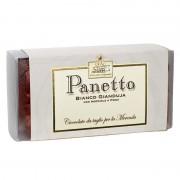 Panetto bianco gianduja-nocciole gr500