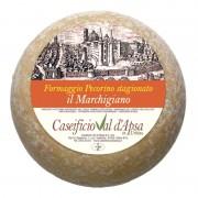 Pecorino il marchigiano stagionato del Montefeltro 1,5Kg