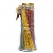Vaso della fortuna con spaghetti tricolore 500gr