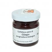 Mini confettura Extra gr40 di ciliege Bio
