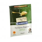 "Parmigiano reggiano DOP ""Ambrosi"" grattugiato gr100"