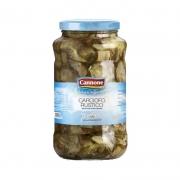 Spicchi di carciofi alla contadina in olio ml3100