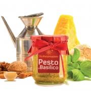 Pesto al basilico 180gr