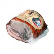 Tronchetto di porchetta di Ariccia IGP confezionato kg4/5