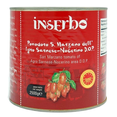Pomodoro S.Marzano dell'agro Sarnese-Nocerino gr 3000